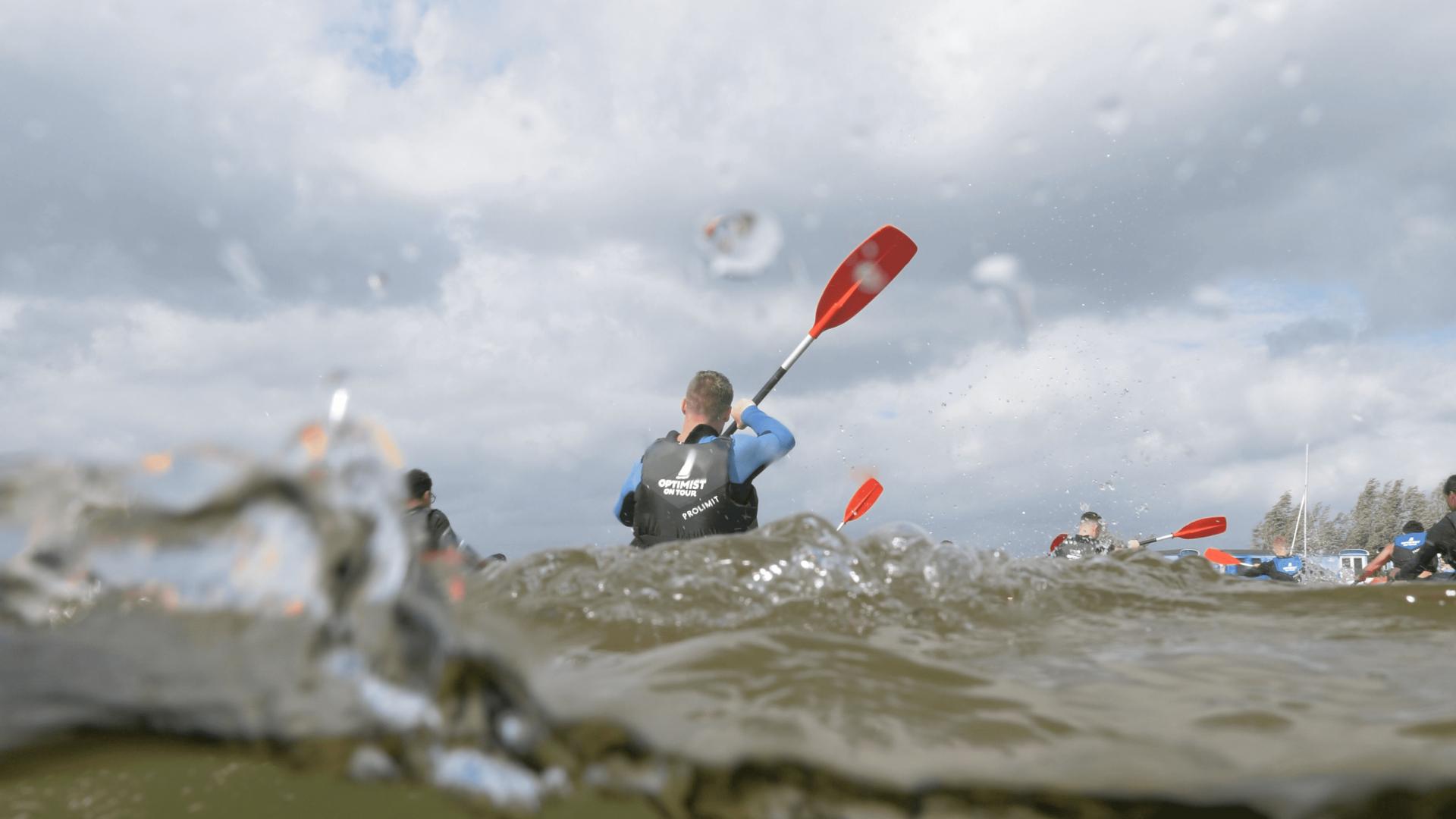 sportdag roc flevoland watersportverbond